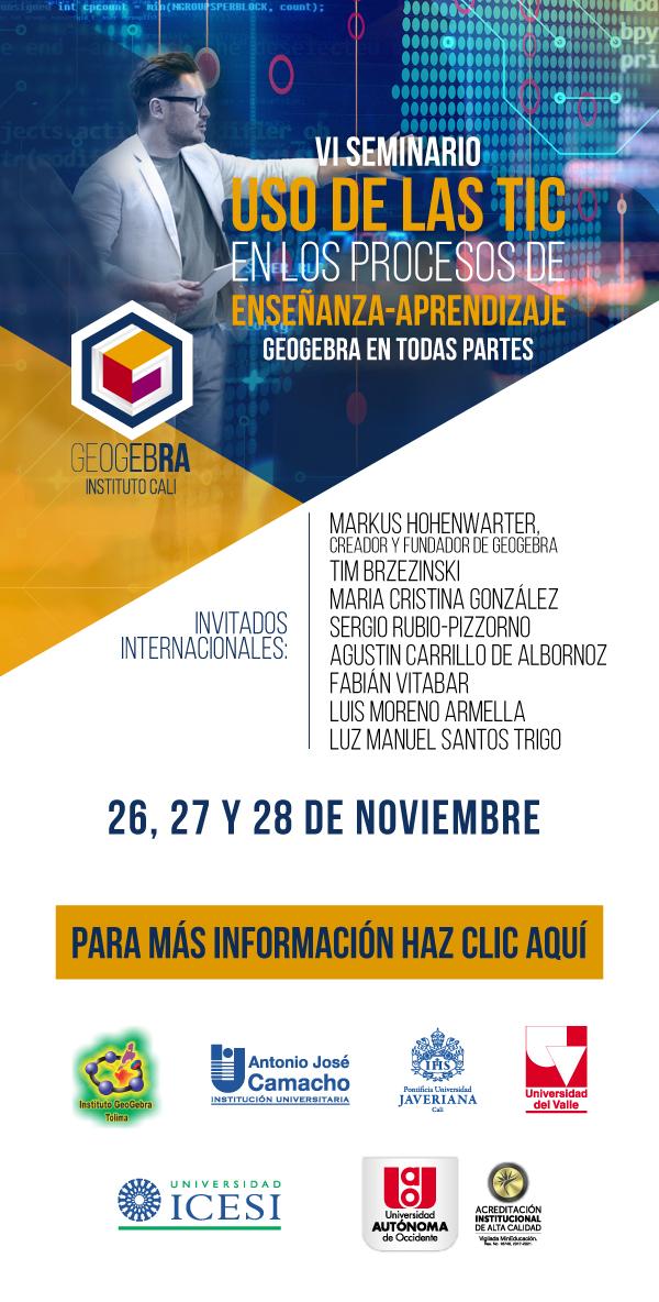 VI Seminario – IGCali 2020