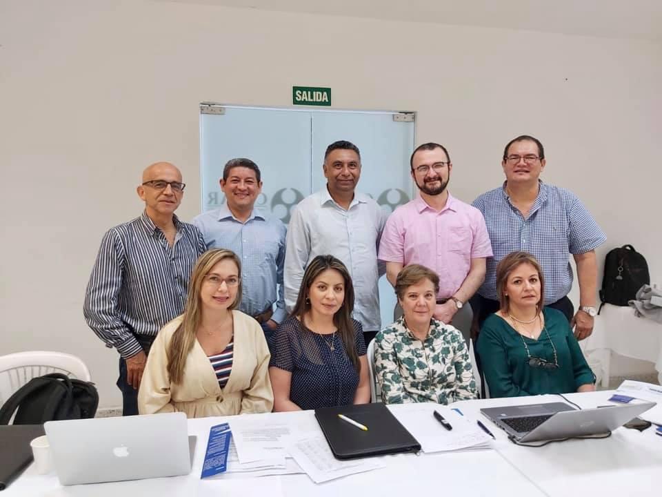 Reelegidos en la junta directiva de la Asociación de Facultades de Administración, ASCOLFA