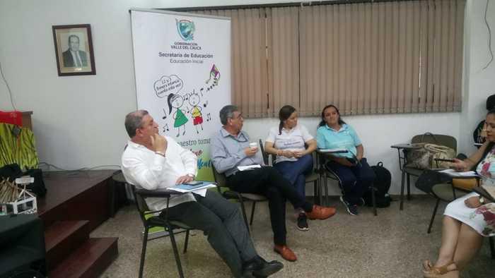 La UNIAJC se preocupa por primera infancia en el Valle del Cauca