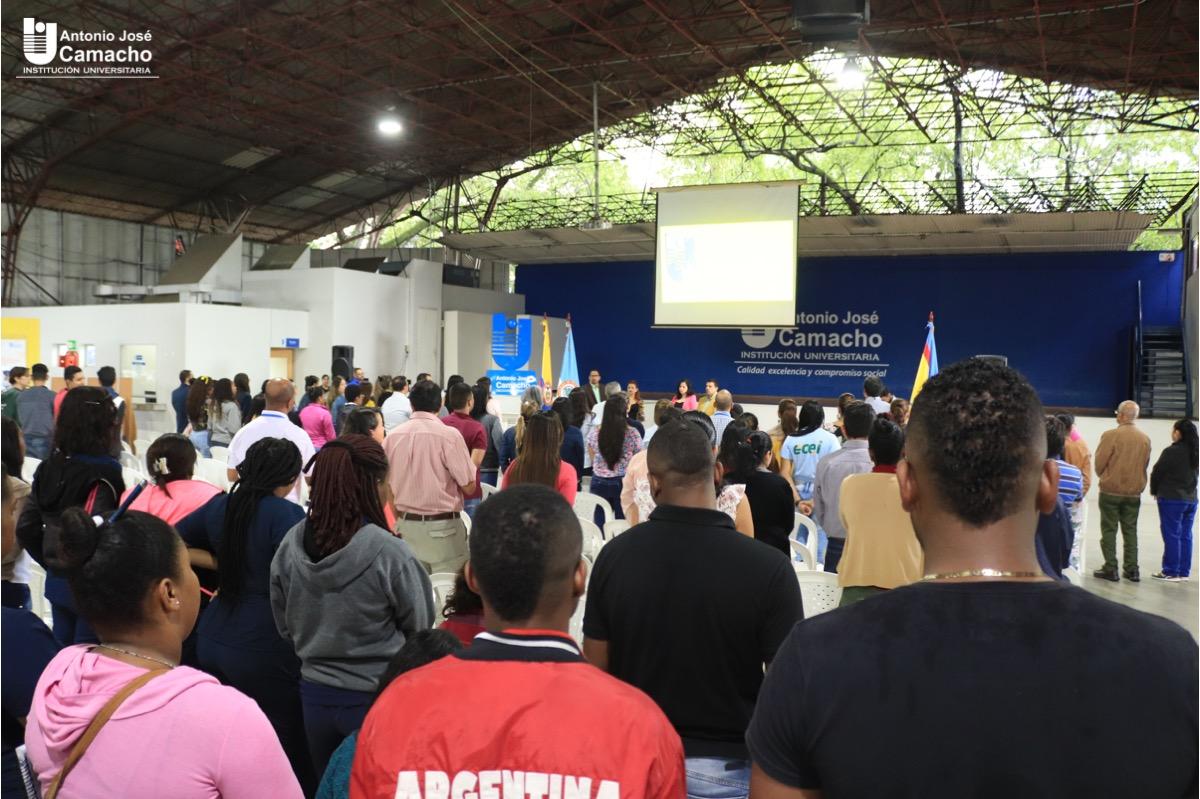Rendición de Cuentas UNIAJC 2018