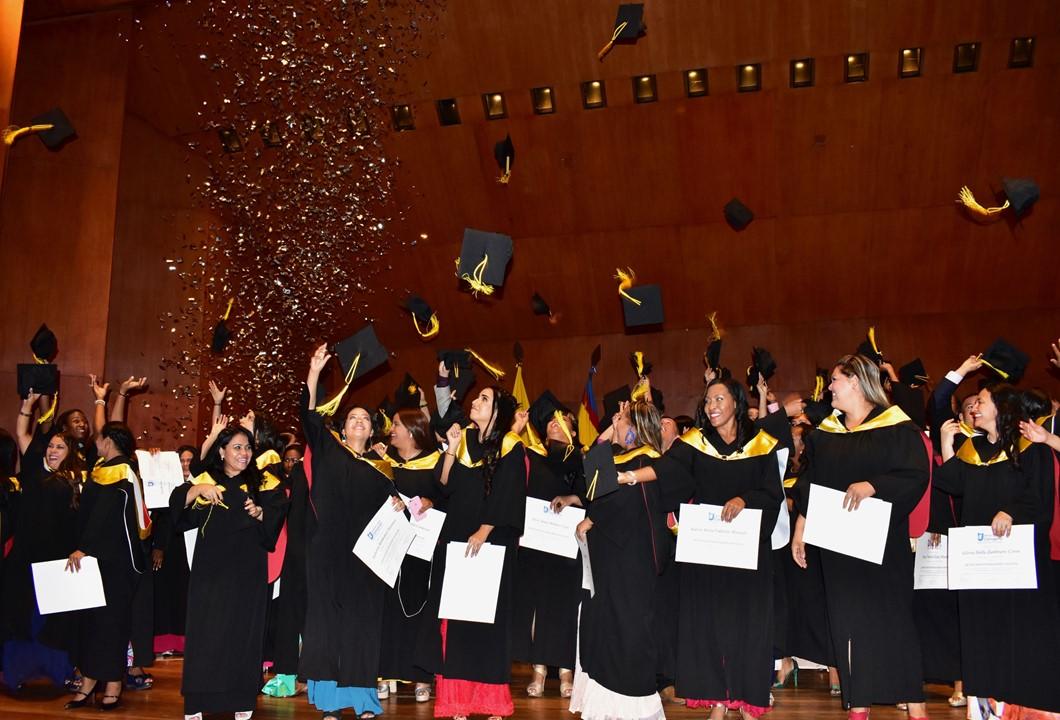 Ceremonias de Grado UNIAJC