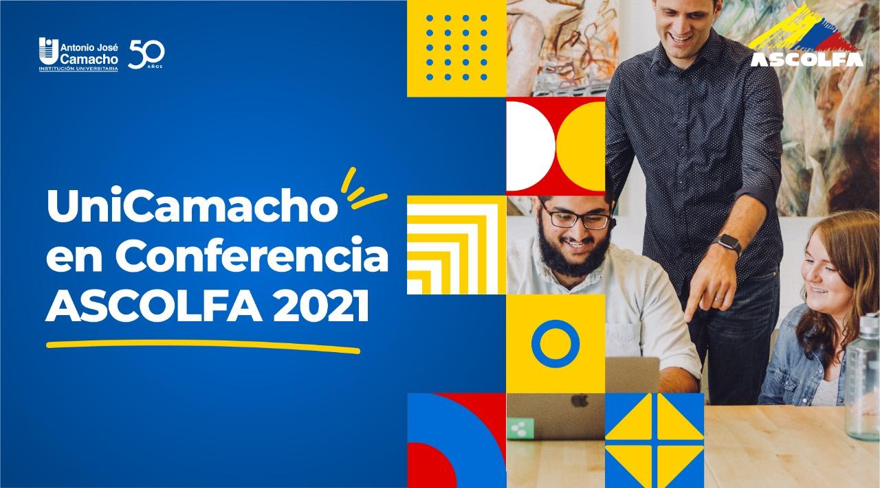 UniCamacho en Conferencia ASCOLFA 2021