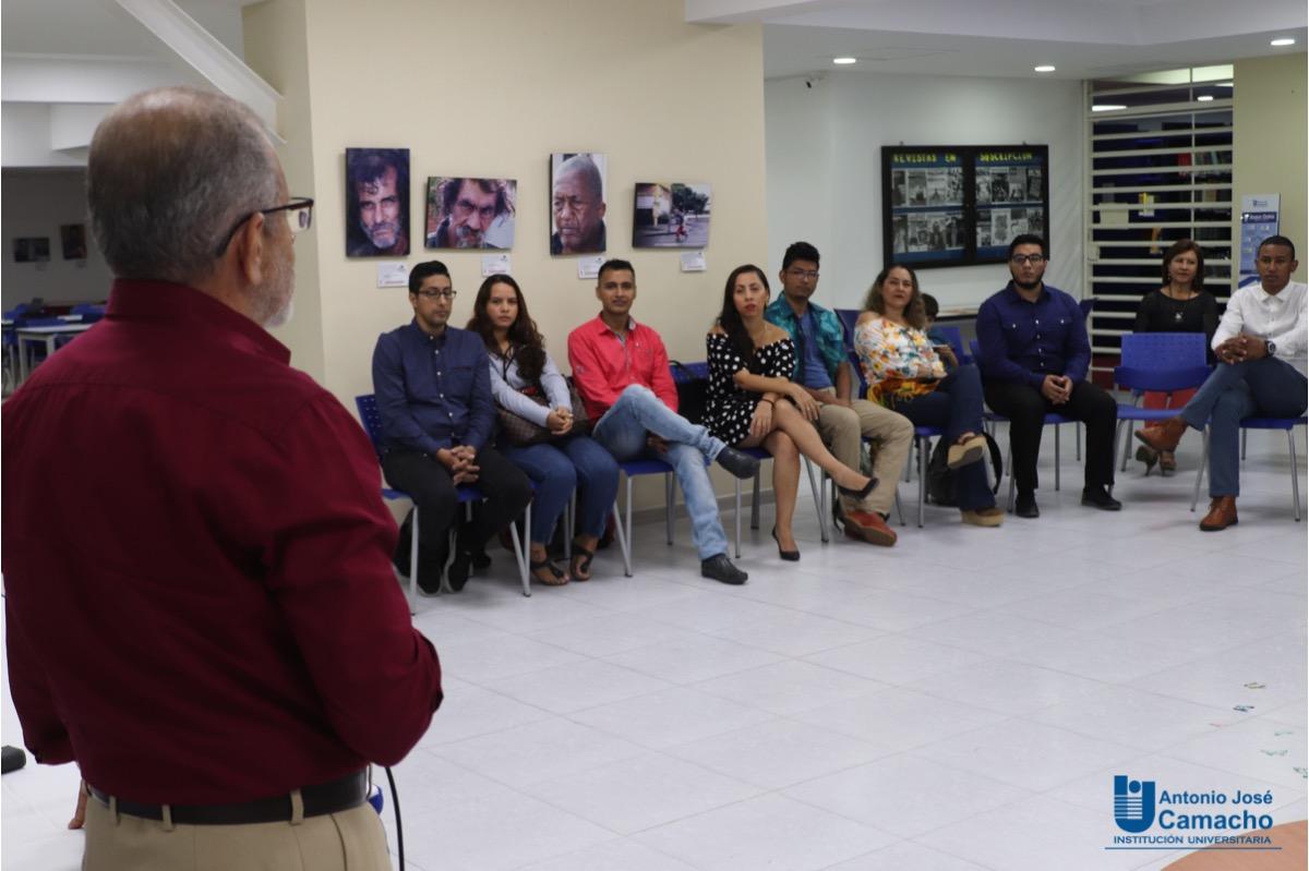 Ceremonia de clausura del curso de Liderazgo + Emprendimiento + Innovación