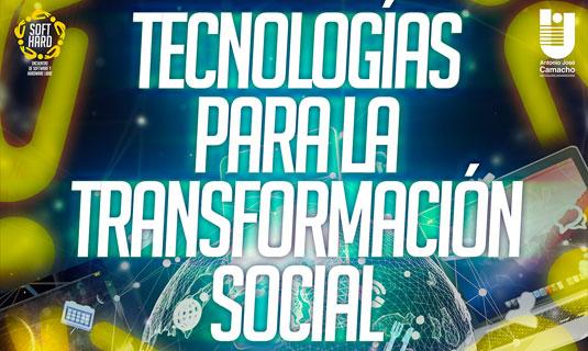 7 SoftHard 2017 – Tecnologías para la Transformación Social