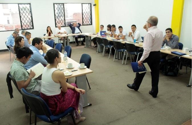 Primer Encuentro Red de Mentores PLE – UNIAJC