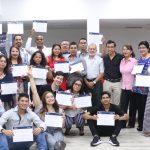 Clausura curso de Liderazgo y Emprendimiento 2018 - 1