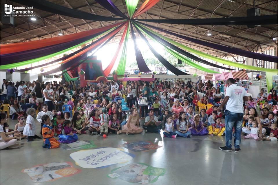 Día de los niños y niñas UNIAJC