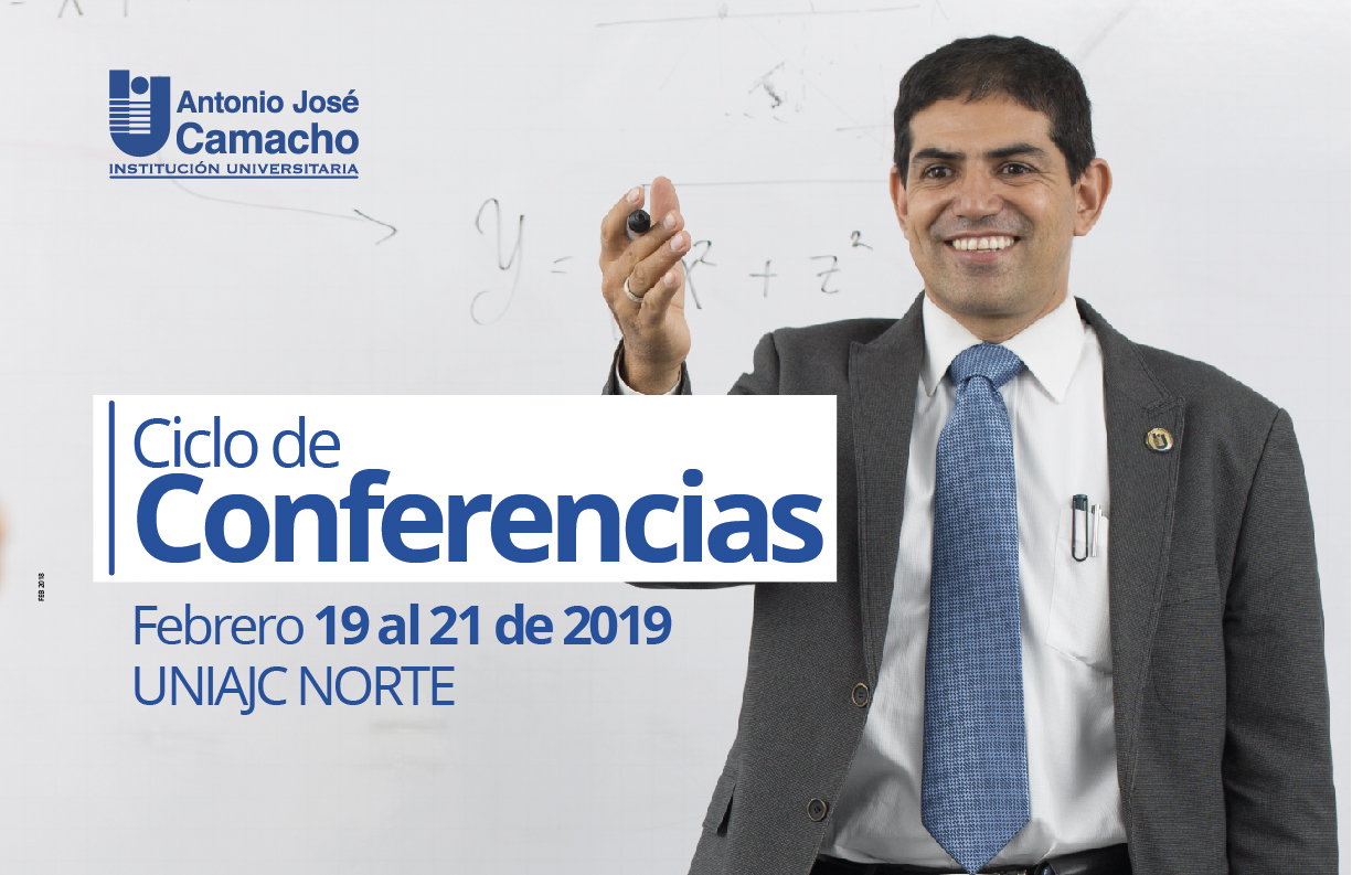 Ciclo de conferencias UNIAJC
