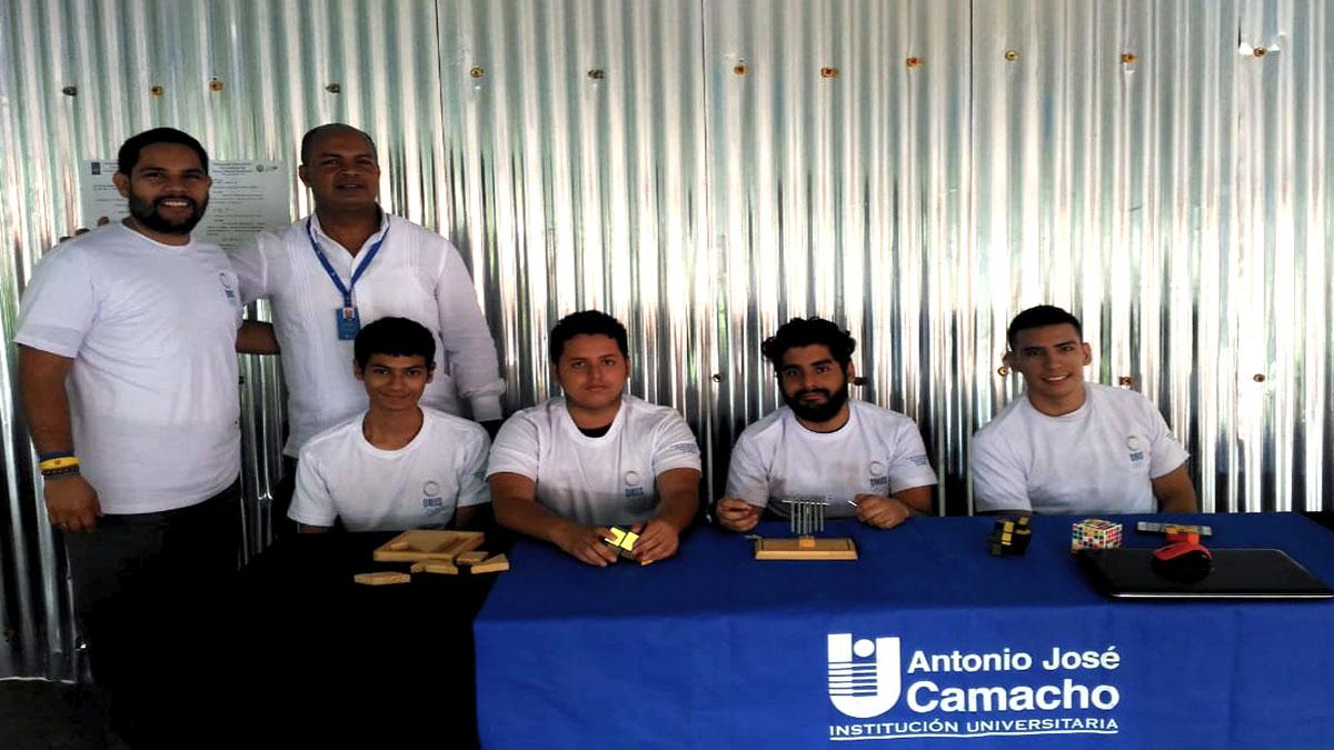 Estudiante UNIAJC presente en la final de las XXIII olimpiadas colombianas universitarias de matemáticas