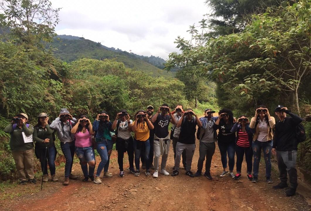 Educadores Ambientales UNIAJC