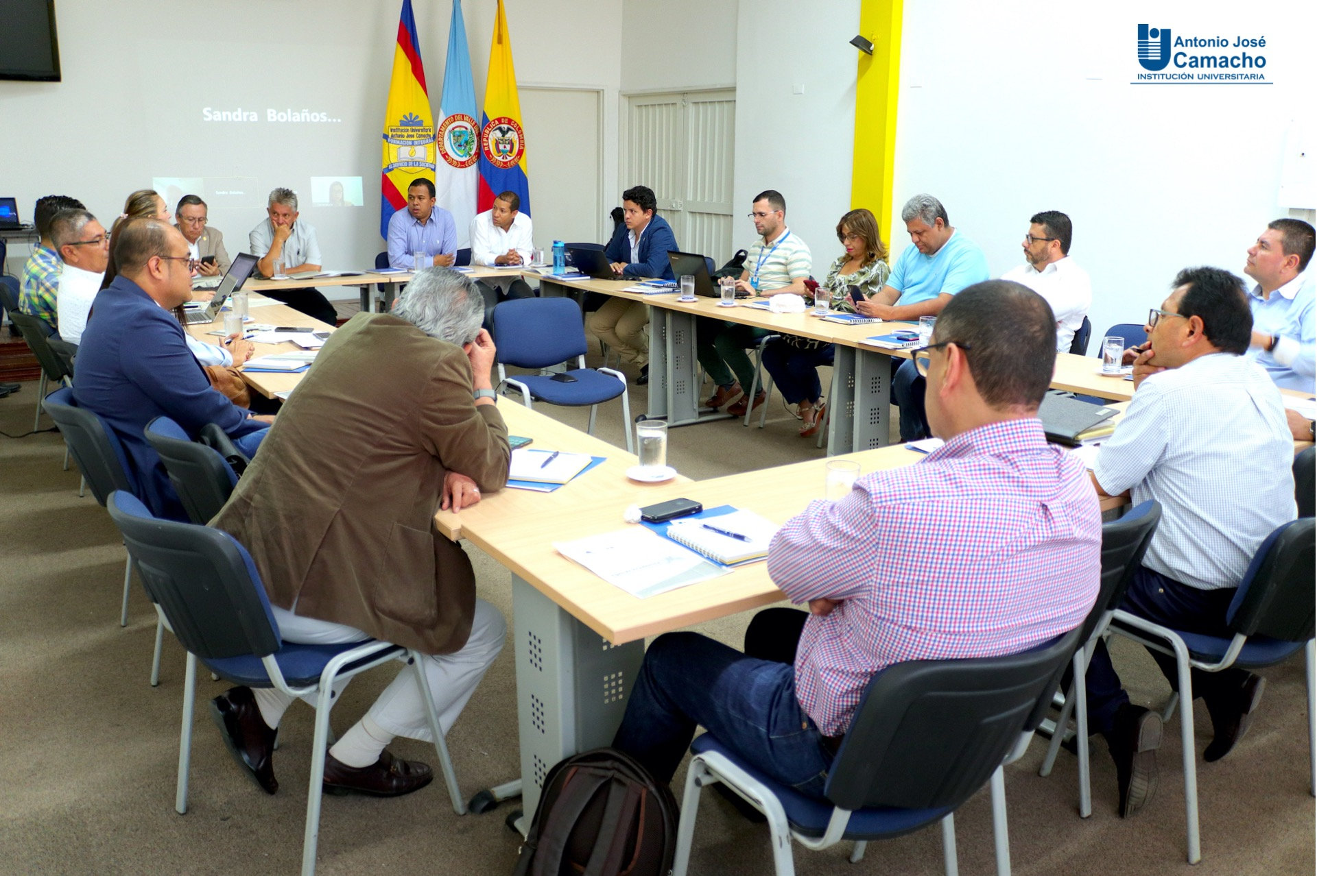 Reunión del Capitulo Sur Occidente de las Facultades de Administración – ASCOLFA