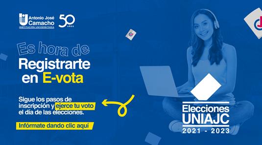 Conoce más del proceso electoral 2021 – 2023