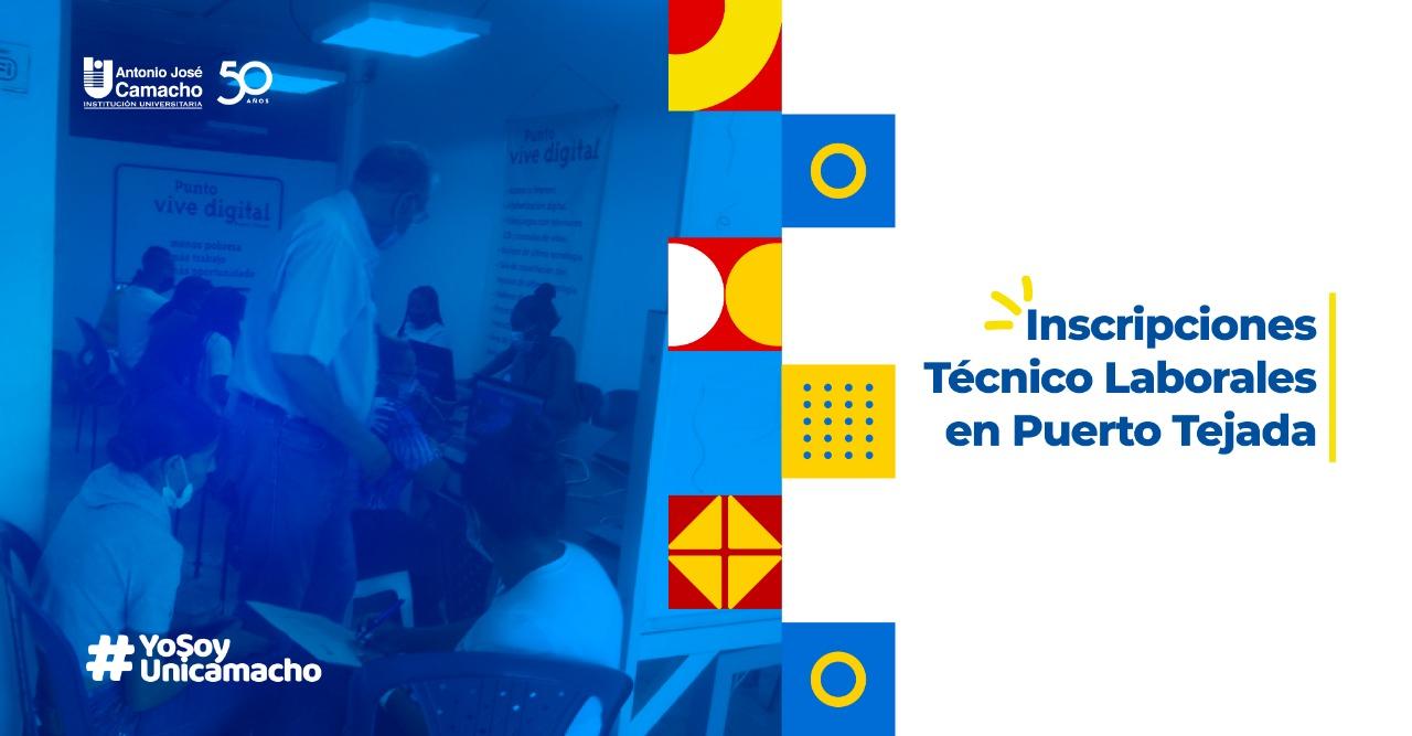 Inscripciones Técnico Laborales en Puerto Tejada